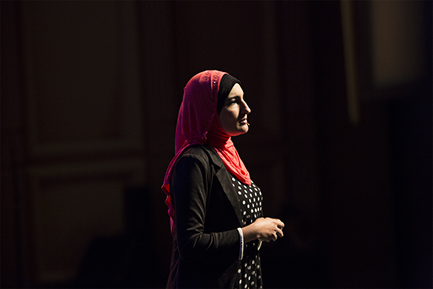"""""""The thing about being a do-gooder is you are willing to do good for anyone. It's about doing good for everyone regardless of who is at the end of your goodness."""" Linda Sarsour, Executive Director of the Arab American Association of New York"""